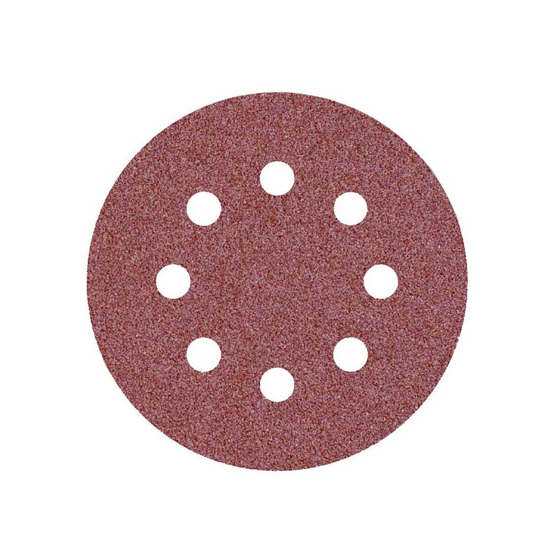 25 miotools klett schleifscheiben exzenterschleifer 125 mm 8 loch k24 36 ebay. Black Bedroom Furniture Sets. Home Design Ideas